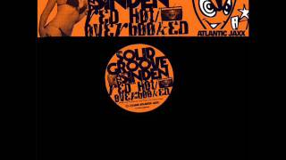 Solid Groove & Sinden   Overbooked