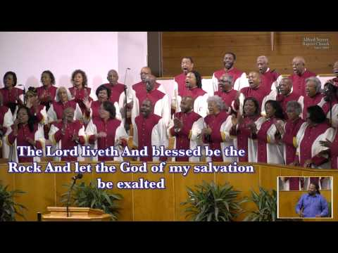 """Oh Magnify the Lord Medley"", Trinity Choir"