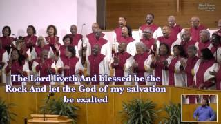 """Oh Magnify the Lord Medley"", Trinity Choir"