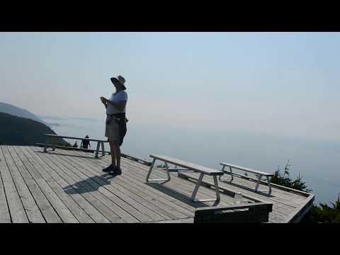 Cabot Trail Vacation 2015