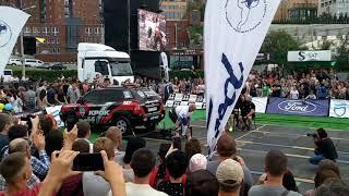 Чемпионат мира по стронгмену Arnold Amateur Srongman World Championship день города в Днепре
