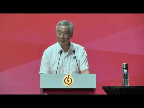 Speech by Secretary-General Lee Hsien Loong in English