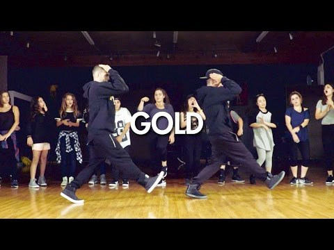Kiiara  - Gold (Dance Video) | Mihran Kirakosian...
