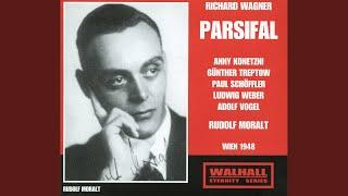 Parsifal: Act I Part 2: Wein und Brot des letzten Mahles (Chorus)