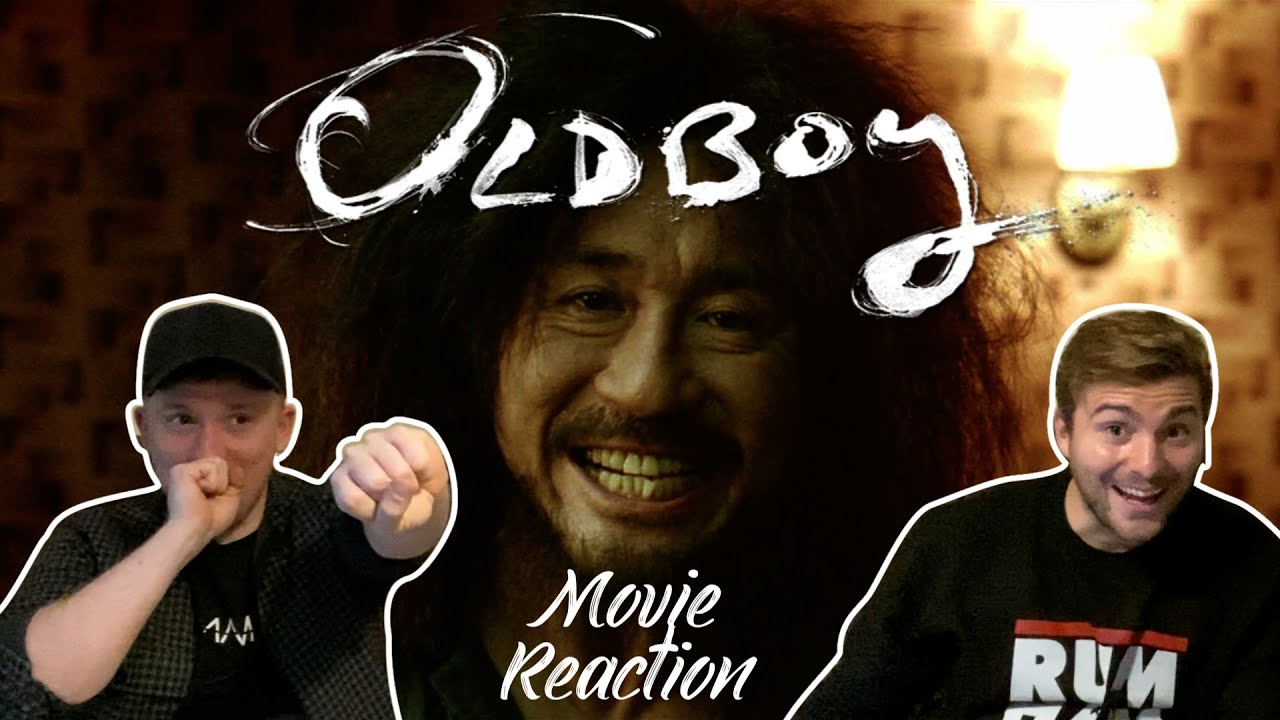 Download OldBoy (2003) SHOCKING MOVIE REACTION! FIRST TIME WATCHING!!