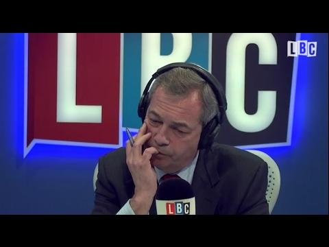 The Nigel Farage Show - 16/02/2017 - Donald Trump Wins - British Judicial System Debate Post Brexit