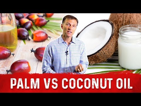Palm Oil vs Coconut Oil: Health Benefits