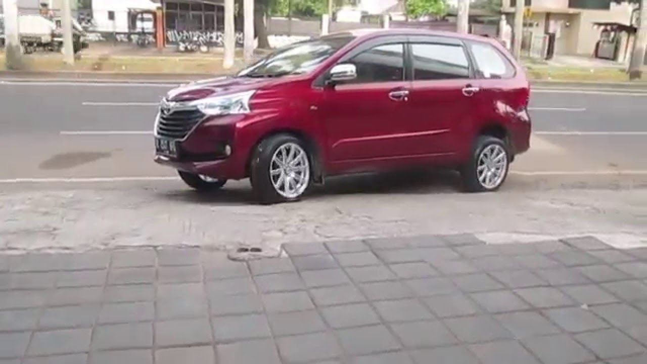 Harga Velg Grand New Avanza Veloz Toyota Yaris Ia Trd Video Brc Mobil Hsr Wheel Vossen Cv4 Use 2016 Youtube