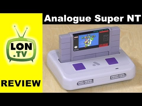 Analogue Super NT Review - FPGA SNES Clone Console - System, Menus, Compatibility, MSU and more!