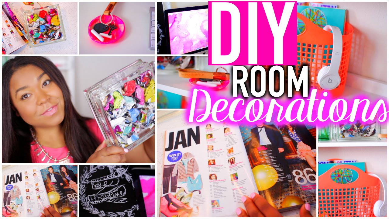 Diy Room Decorations Desk Organization Tips For The New
