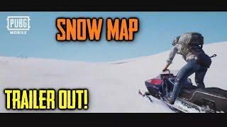 SNOW MAP VIKENDI First Look Trailer Update 0.10 PUBG Mobile