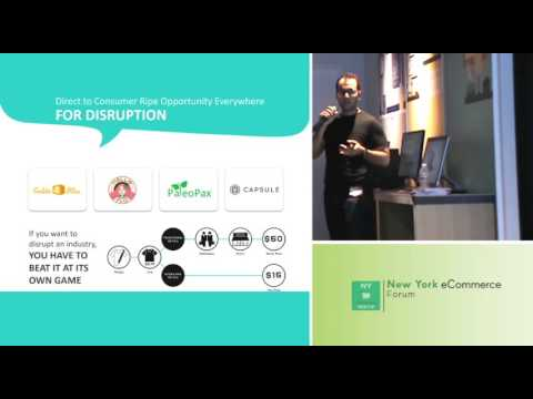 Chad Rubin's Rookie Mistakes at New York eCommerce Forum on July 13, 2016