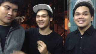 The Overtunes - Cinta Adalah (Acapella version) + Mas Manda