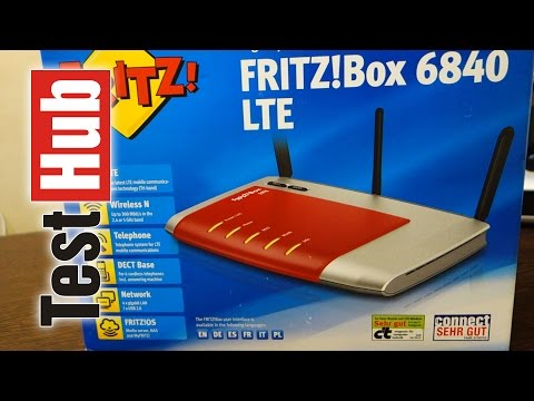 Router AVM Fritz!Box 6840 LTE - Test - Review - Recenzja - P