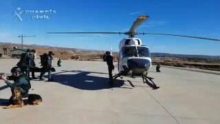 mannequin challenge uar unidad de accin rpida guardia civil evacuacin herido