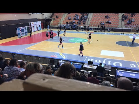 EHF CUP: Cercle Dijon Bourgogne - København Håndbold. Match start 20.00
