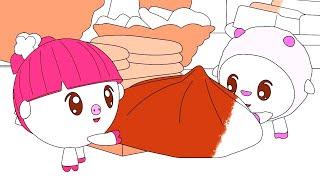 Малышарики – Маляка | Новая Серия 186 | Мультики для детей