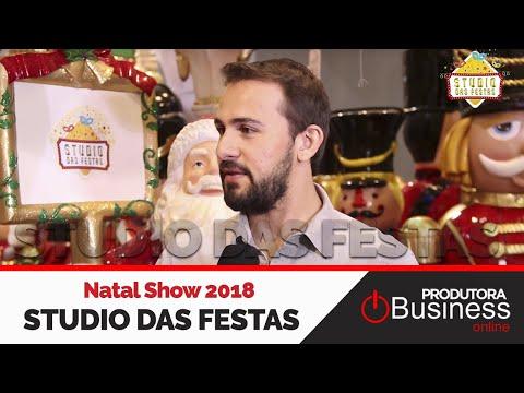 Natal Show 2018 Studio das Festas