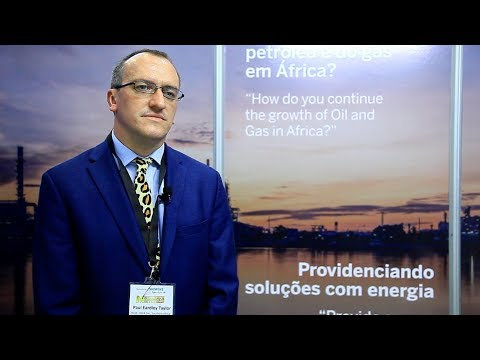 Paul Eardley Taylor - Mozambique Gas Summit 2017