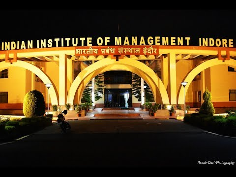 IIM Indore: Introduction to the life at Planet-I