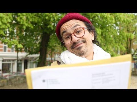 """Briefe von der Ausländerbehörde: """"Dazu müsste man Jura studiert haben"""""""