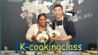 THE BEST Korean Cooking Class in Seoul! K-Cooking Class