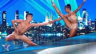 La COREOGRAFÍA de estos JÓVENES BAILARINES te EMOCIONARÁ | Audiciones 9 | Got Talent España 5 (2019)