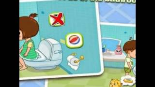 Toilet potty Training Babybus