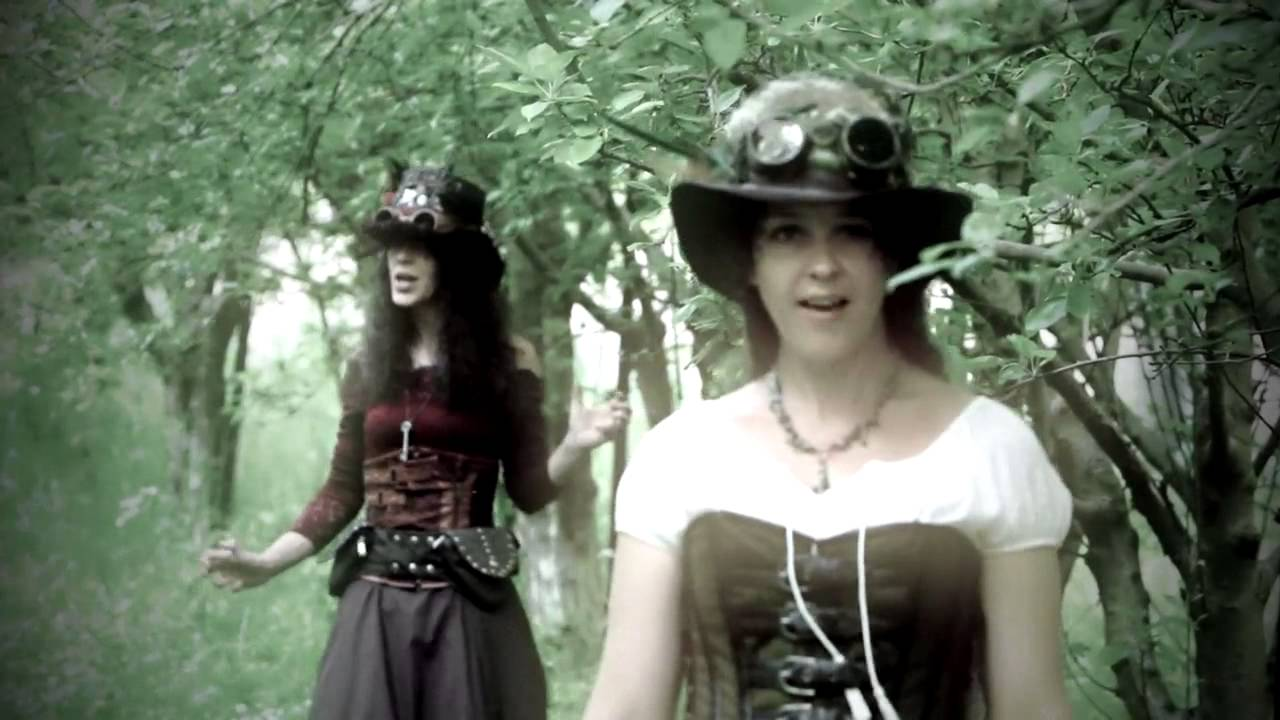 tuatha dea  u0026quot the hum and the shiver full u0026quot  version hd official video