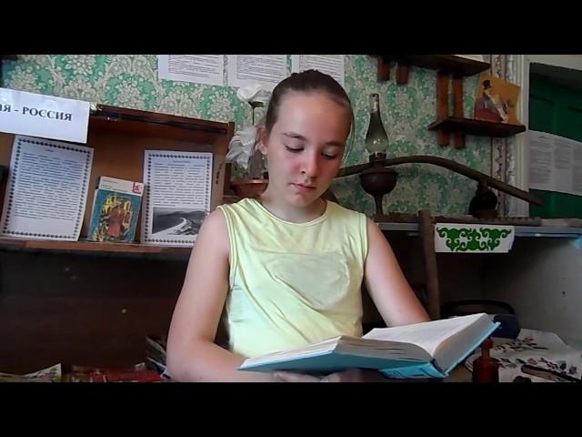 Изображение предпросмотра прочтения – ДианаФролова читает произведение «Мой край, возлюбленный навеки!» (Карим Мустай)