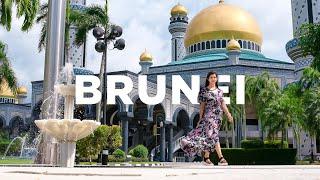 Brunei Travel Video [ 4K cinematic Trailer ]