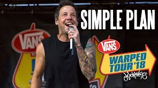 Simple Plan - Full Set (Live Vans Warped Tour 2018) Last Warped Tour...