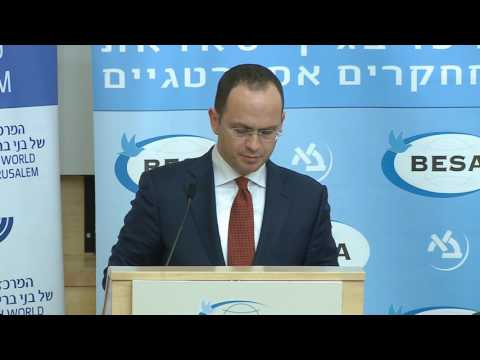 Middle East Security: The View from Tirana :: Ditmir Bushati