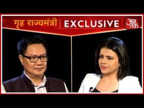 Assam NRC पर देश के गृहराज्यमंत्री Kiran Rijiju के साथ सीधी बात | Seedhi Baat