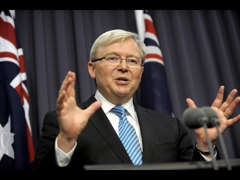Alternative Futures for U.S.-China Relations with Kevin Rudd