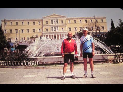 Cycling in Greece - Athens and Peloponnese