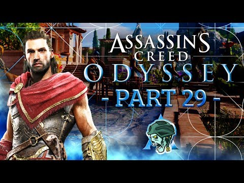 "Assassin's Creed Odyssey Walkthrough - Part 29 ""HEART OF STONE"" (Let's Play) thumbnail"