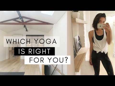 YOGA FOR BEGINNERS | Which Type Of Yoga Is Right For You