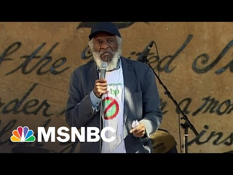 New Documentary Explores The Life Of Activist And Comedian Dick Gregory