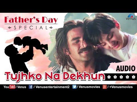 father's-day-special-|-tujhko-na-dekhun-|jaanwar-|-akshay-kumar,-karishma-kapoor-|90's-romantic-song