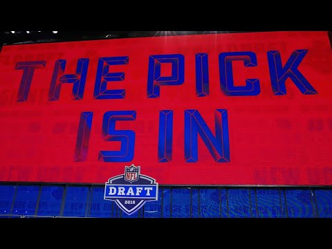 Reactions To The New York Giants Draft