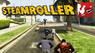 Things to do in GTA V - Steamroller
