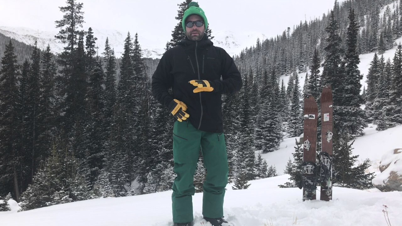 Patagonia Refugitive Snow Pant Review - YouTube 731deee9e