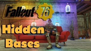 Fallout 76: Hidden Bases | Becoming Common?