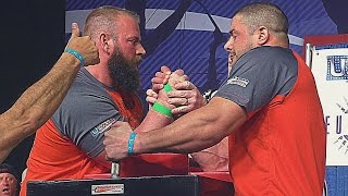 Arnolds Classic Armwrestling 2017 /ALL FINALS 팔씨름