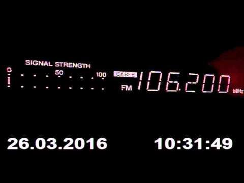 DX FM Radio Expres from Košice Makovica II in Craiova RO 534 km