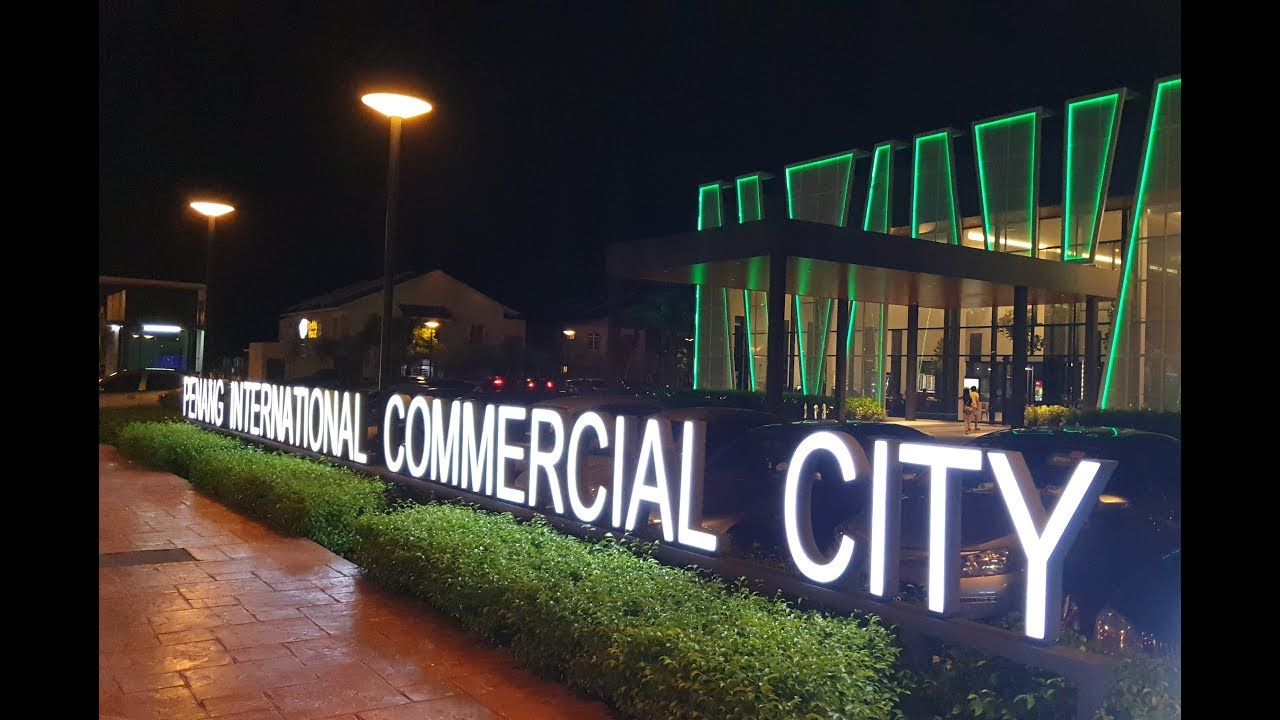Penang International Commercial City (PICC) Sales Gallery, Penang - Malaysia State
