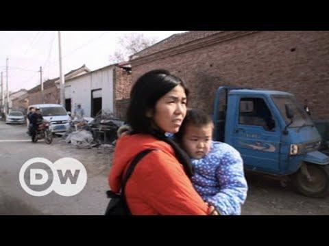Child trafficking in China   DW English