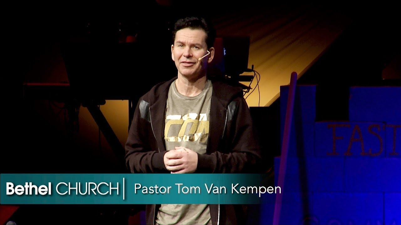 Vision 2020 Part 3 Pastor Tom Van Kempen Bethel Church