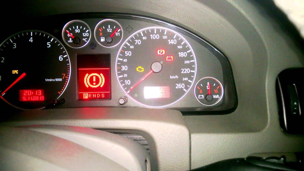 Audi A6 Czerwony Wykrzyknik Youtube